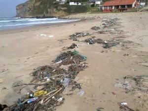 Playas que no cumplen la ISO 14001